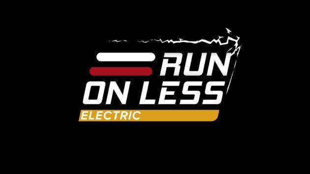 Run on Less Electric logo