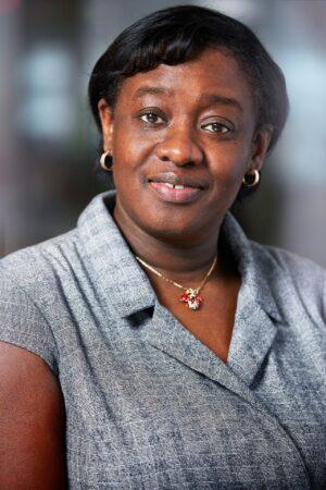 Isabelle Adjahi.