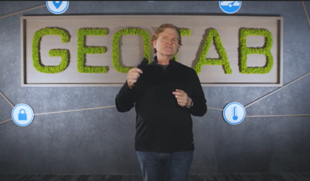 Colin Sutherland, Geotab's executive vice-president – sales and marketing
