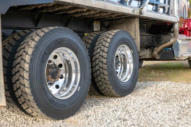 Michelin on/off road drive tire