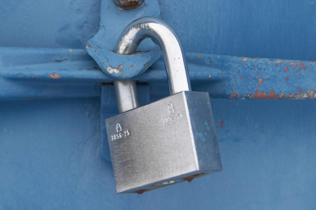 cargo lock