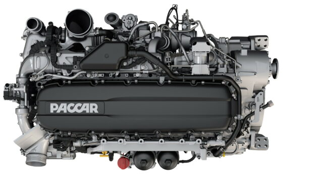 Paccar engine