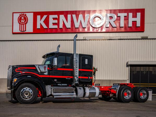 Kenworth 52-inch flat roof sleeper
