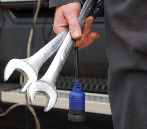 truck electrical maintenance