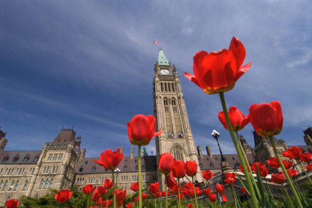 Canada Parliament Buildings