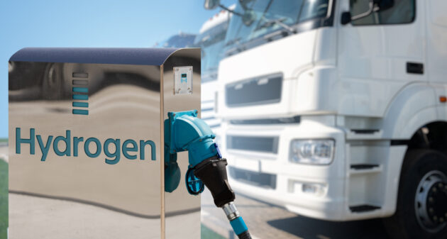 hydrogen filling station