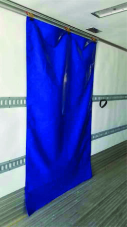 Kinedyne Kold-Front Refrigeration Curtain