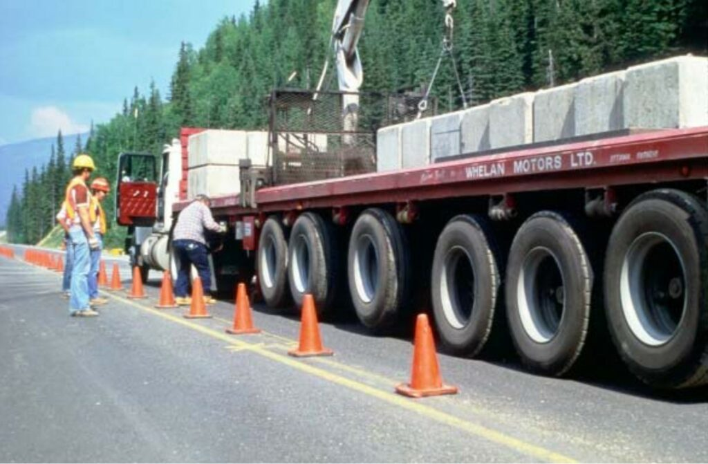 pavement test vehicles