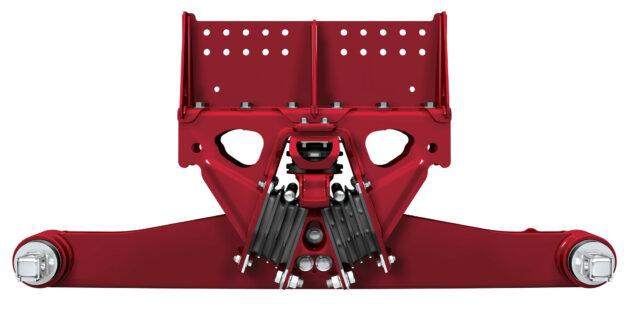 Haulmaax EX suspension