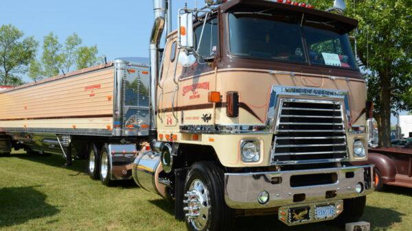 truck show n shine