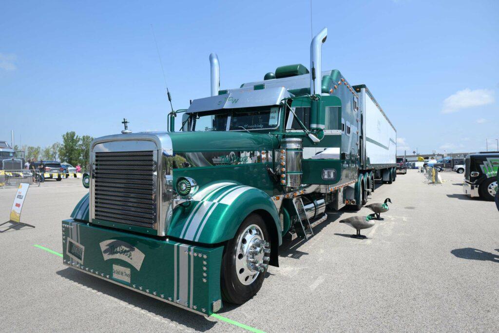 SuperRigs show truck