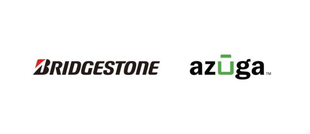 Bridgestone Azuga logos