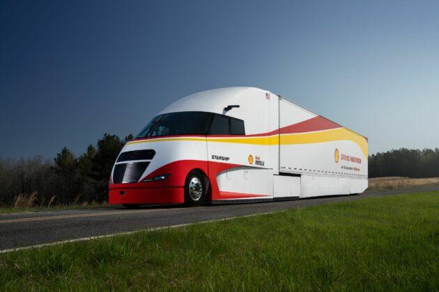 Starship 2.0 truck