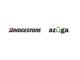 Bridgestone-Azuga logo