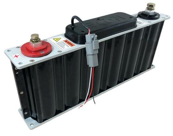 Eaton supercapacitor