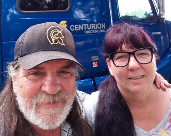 Dennis and Lori Ernewein