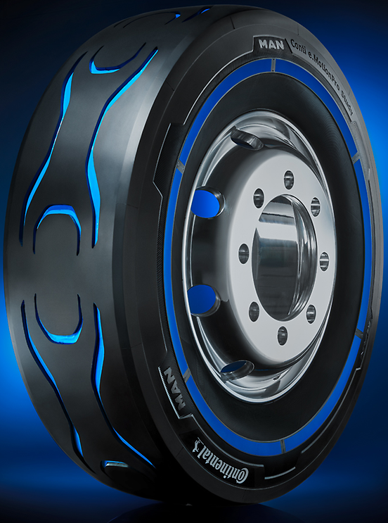 electric truck tire