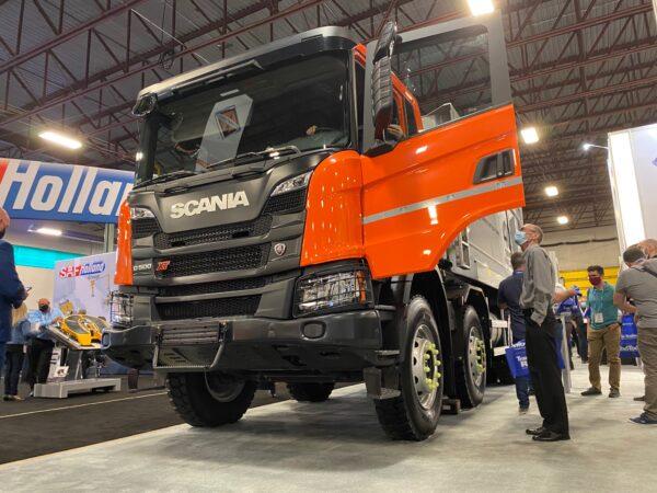 ExpoCam Scania