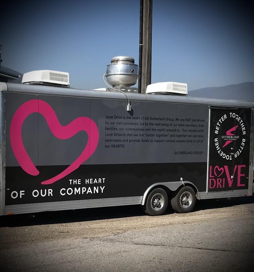 Love Drive trailer