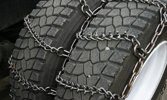 off-road tire chains