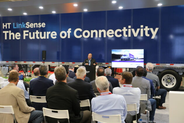 Hyundai Translead press conference