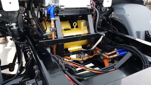 battery-electric vehicle