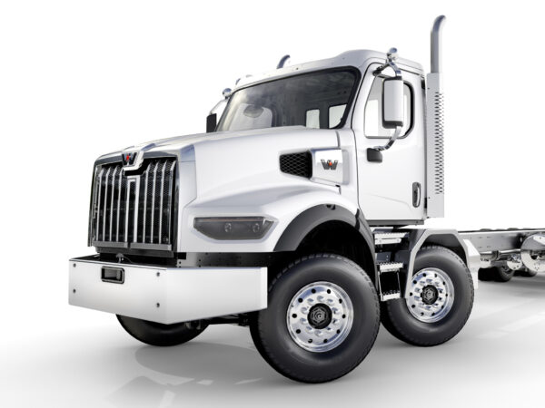 Picture of Western Star X Series twin steer